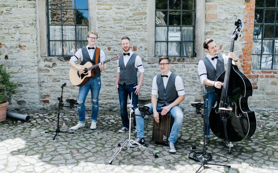 Musik auf der Hochzeit in Zeitz