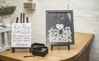 Top 10 DIY Self – Made Geschenke für Brautpaare