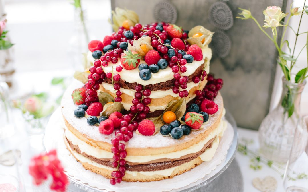 Die Hochzeitstorte – Brauch und Tradition