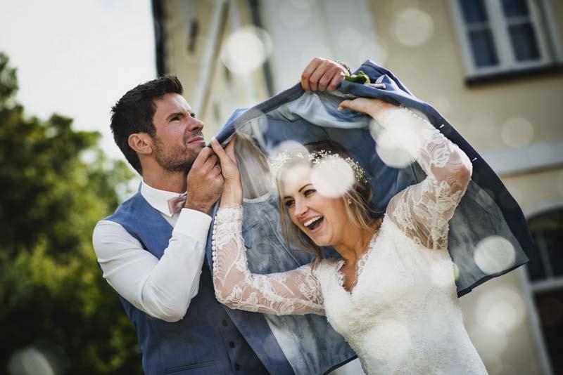4 Tipps für die ultimative Schlechtwetter-Hochzeit – Regen zur Hochzeit… den lachen wir weg