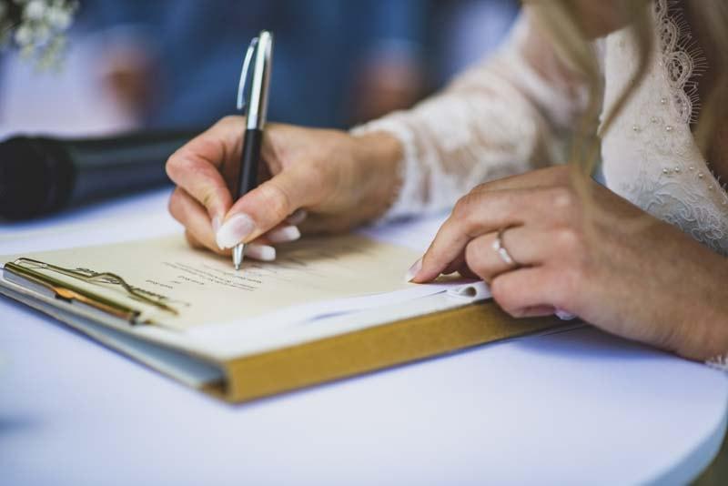 Hochzeits-Checkliste: Was du heute kannst besorgen, das verschiebe getrost auf morgen
